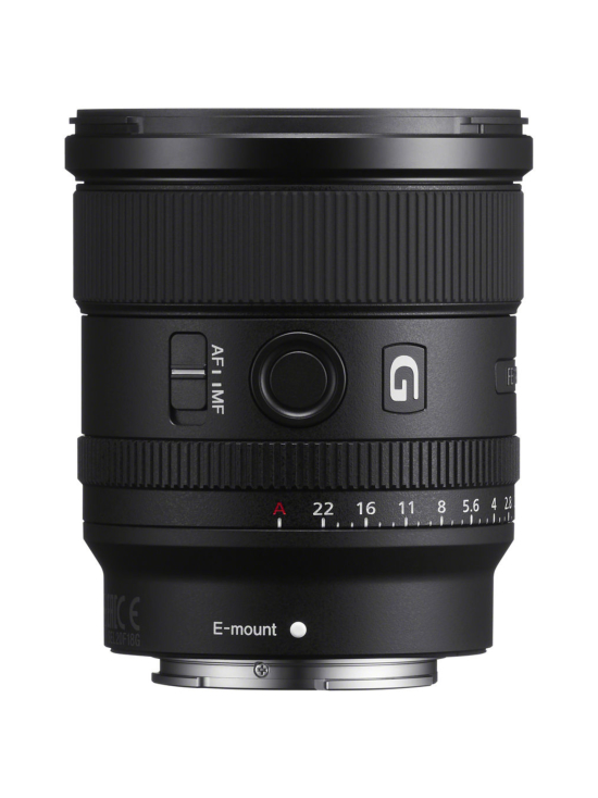 Sony - Sony FE 20mm f/1.8 G + 100e Cashback - null | Stockmann - photo 2