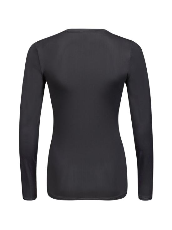 Yvette Vanessa pitkähihainen paita, musta