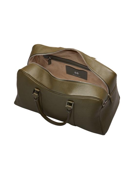 MMV Bags - Varese Overnighter Bag -nahkalaukku - MILITARE GREEN (VIHREÄ) | Stockmann - photo 6