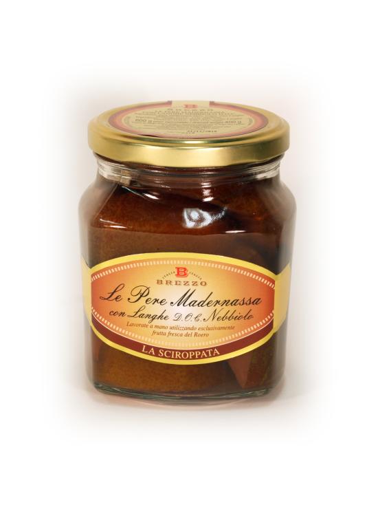 BREZZO - Päärynöitä Punaviinisokeriliemessä 600g Brezzo | Stockmann - photo 1