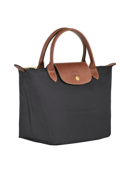 Longchamp - Le Pliage Top Handle S -Laukku - GUN METAL | Stockmann - photo 2