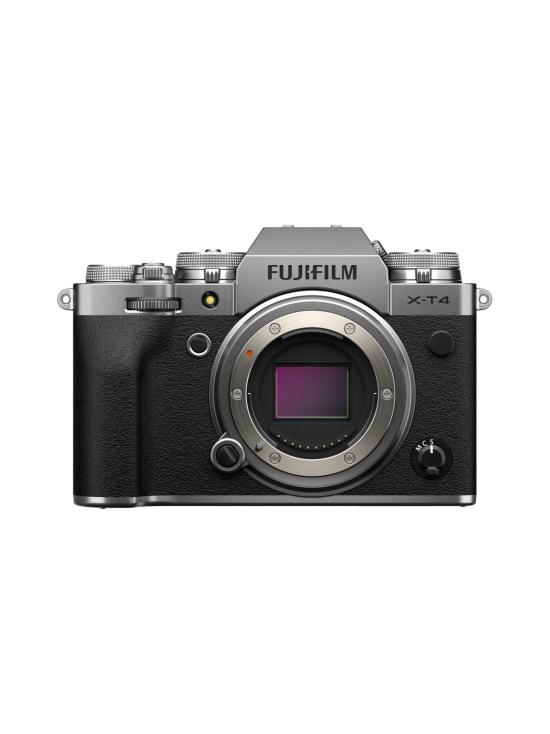 Fujifilm - Fujifilm X-T4 runko - hopea + 200e Cashback | Stockmann - photo 1