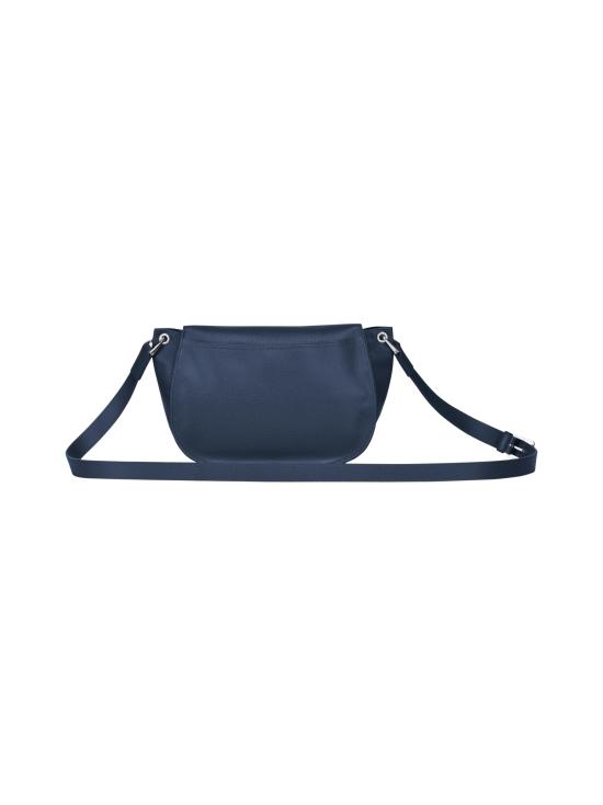 Longchamp - Le Foulonné Hobo Bag - Nahkalaukku - NAVY | Stockmann - photo 3