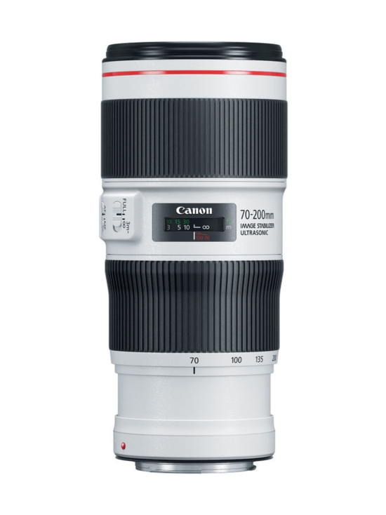 Canon - Canon EF 70-200mm f/4L IS II USM - null | Stockmann - photo 2