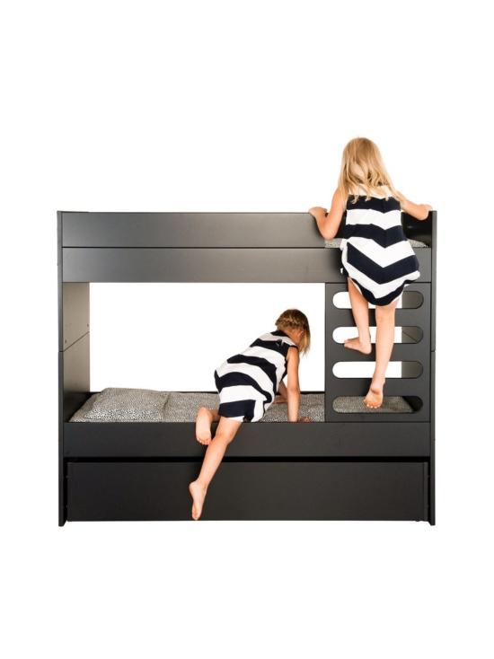 AVA Room - AVA Kids Kerrossänky - MUSTA   Stockmann - photo 2