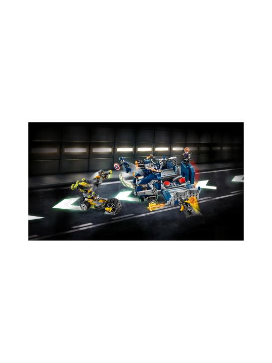 Lego - LEGO SUPER HEROES Avengers Autotaistelu 76143 - null | Stockmann - photo 4