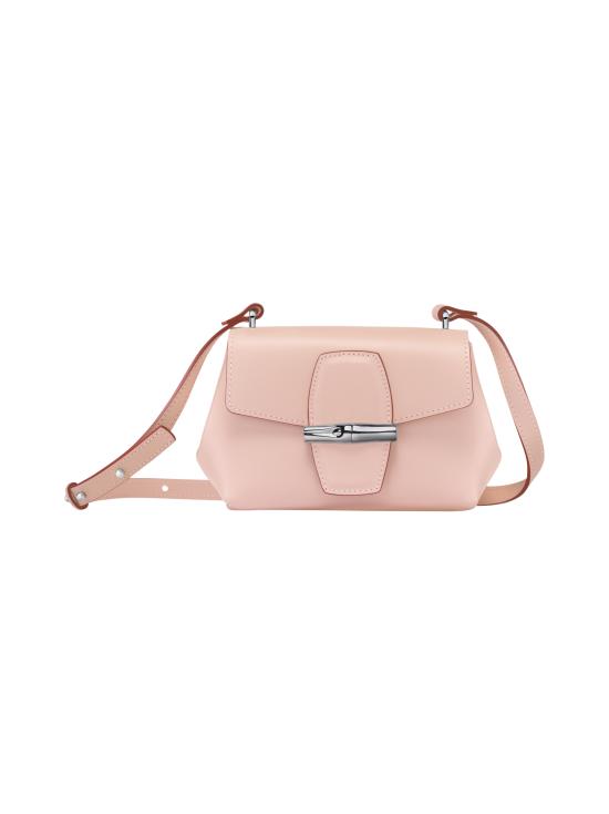 Longchamp - Roseau Box - Crossbody Bag S - Nahkalaukku - BLACK | Stockmann - photo 2