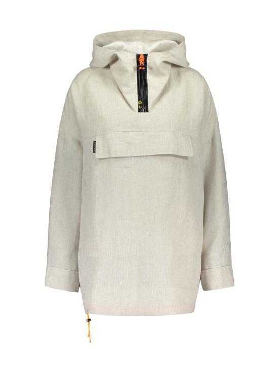 MIAM Clothing - Pellava Anorakki - NATURAL | Stockmann - photo 1