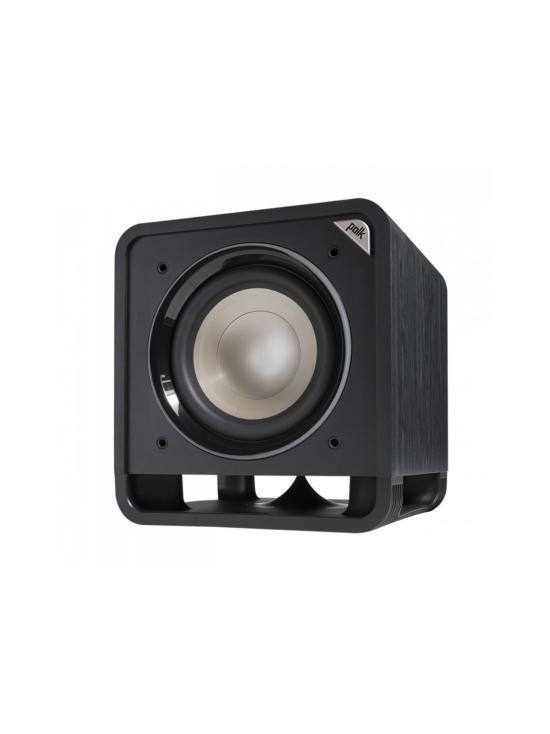 Polk Audio HTS10 aktiivisubwoofer, musta