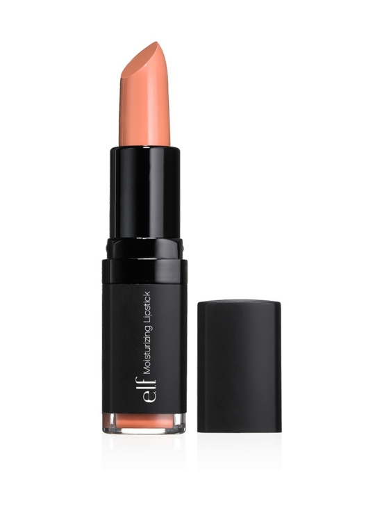 ELF Cosmetics - Moisturizing Lipstick -kosteuttava huulipuna 3,2g - PARTY IN THE BUFF   Stockmann - photo 1