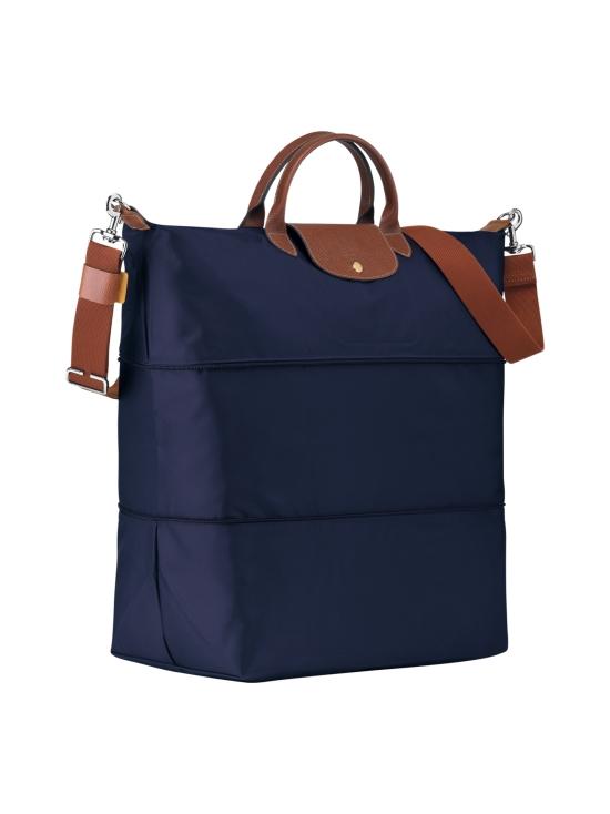 Longchamp - Le Pliage Travel Bag - Laukku (Laajennettava) - NAVY | Stockmann - photo 2