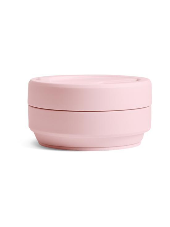 Stojo - Pocket Cup -kestokuppi 355 ml - VAALEANPUNAINEN | Stockmann - photo 2