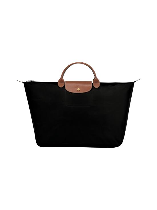 Longchamp - Le Pliage Travel Bag L -Laukku - BLACK | Stockmann - photo 1