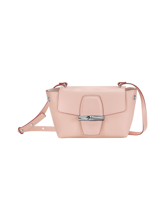Longchamp - Roseau Box - Crossbody Bag S - Nahkalaukku - BLACK | Stockmann - photo 1
