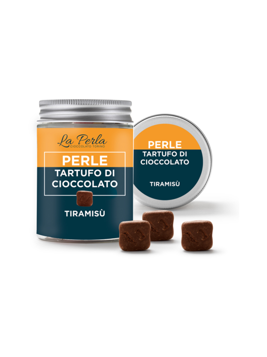 La Perla - Suklaatryffeli Tiramisu 50g | Stockmann - photo 1