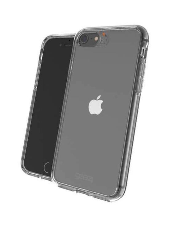 GEAR4 - Crystal Palace iPhone SE/8/7/6 -suojakuori - KIRKAS | Stockmann - photo 1