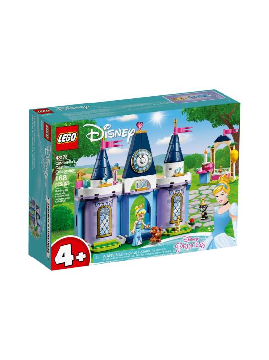 Lego Disney Princess - LEGO DISNEY PRINCESS Tuhkimon linnanjuhlat 43178 - null | Stockmann - photo 1