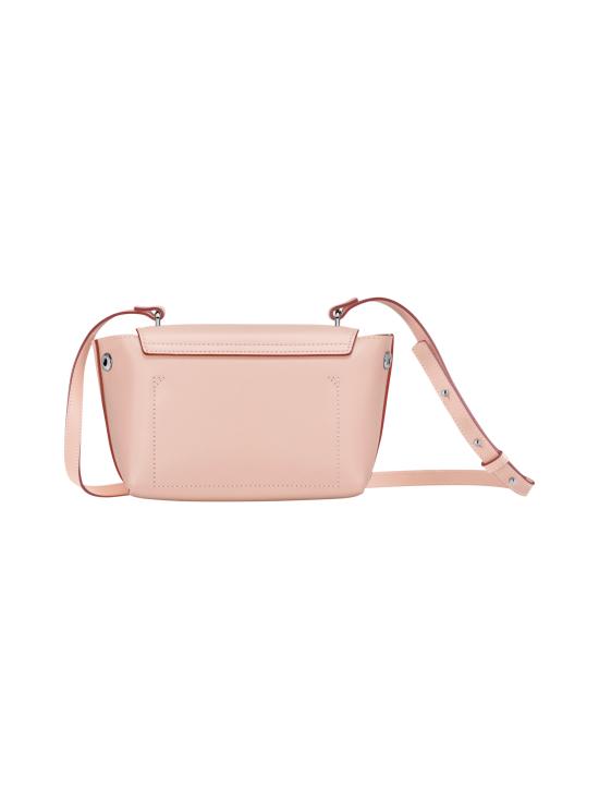 Longchamp - Roseau Box - Crossbody Bag S - Nahkalaukku - BLACK | Stockmann - photo 4