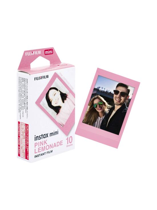 Fujifilm - Fujifilm Instax Film Mini Pink Lemonade (10 kuvaa) pikafilmi | Stockmann - photo 1