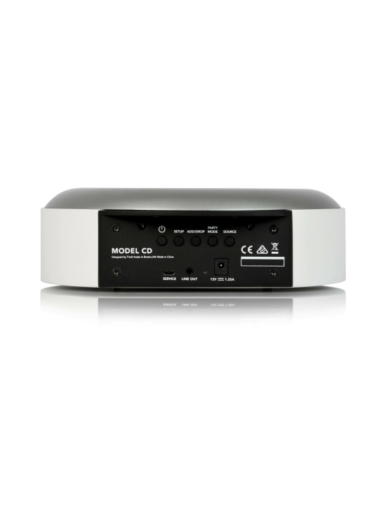 Tivoli - Tivoli Audio Model CD white/grey - null | Stockmann - photo 4