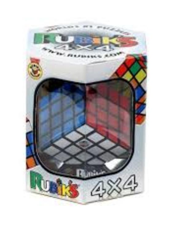 Rubik's cube - RUBIK´S CUBE Rubikin Kuutio 4X4 - null | Stockmann - photo 1