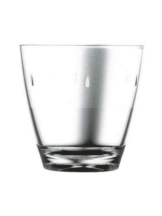 Mepra - Policarbonato-viskilasi 15cl - TRANSPARENT | Stockmann - photo 1