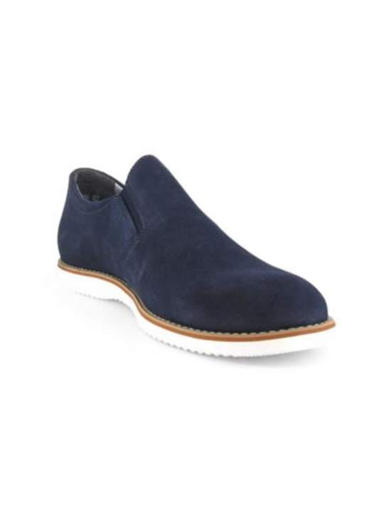Pomar - KUOVI Miesten GORE-TEX loaferit - OCEAN SUEDE/ WHITE SOLE | Stockmann - photo 6