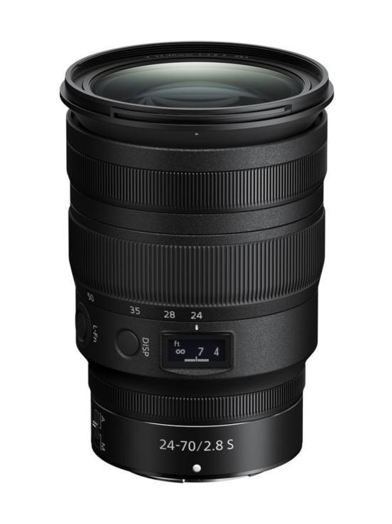 Nikon - Nikon Nikkor Z 24-70mm f/2.8 S -objektiivi - null | Stockmann - photo 3