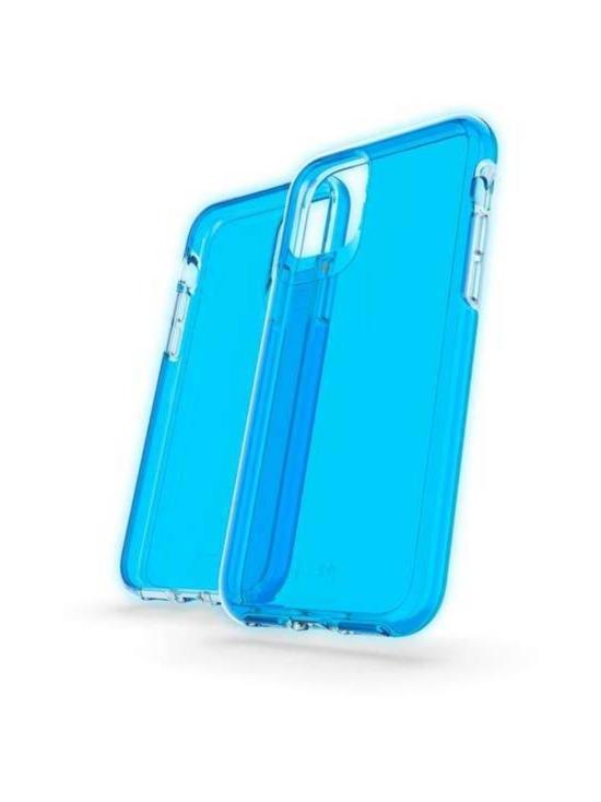 GEAR4 - Crystal Palace iPhone 11 Pro -suojakuori (Neon Blue) - SININEN | Stockmann - photo 1