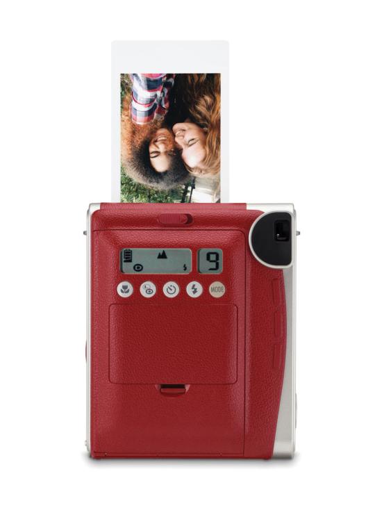 Fujifilm - Fujifilm Instax Mini 90 Neo Classic pikakamera - Punainen - null | Stockmann - photo 2