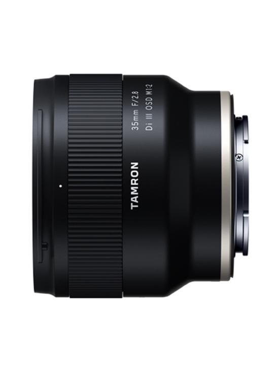 Tamron - Tamron 35mm f/2.8 DI III OSD (Sony FE) -objektiivi | Stockmann - photo 2
