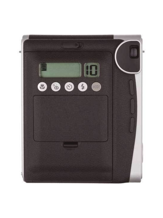 Fujifilm - Fujifilm Instax Mini 90 Neo Classic pikakamera - Musta   Stockmann - photo 3