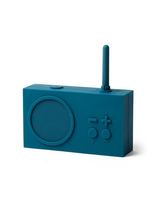Lexon - TYKHO3 FM-RADIO JA LANGATON KAIUTIN - Lexonin kynä kaupan päälle! - SININEN   Stockmann - photo 1