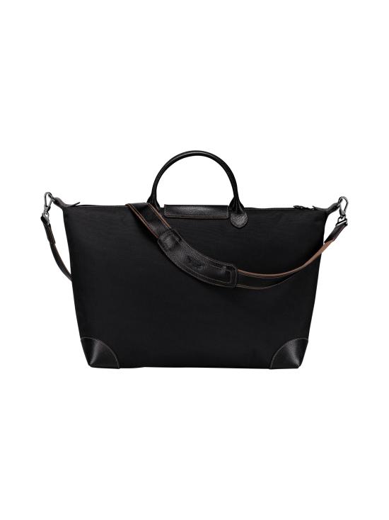 Longchamp - Boxford Travel bag L - Matkakassi - BLACK | Stockmann - photo 3