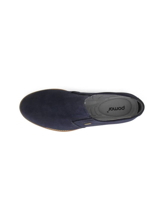 Pomar - KUOVI Miesten GORE-TEX loaferit - OCEAN SUEDE/ WHITE SOLE | Stockmann - photo 2