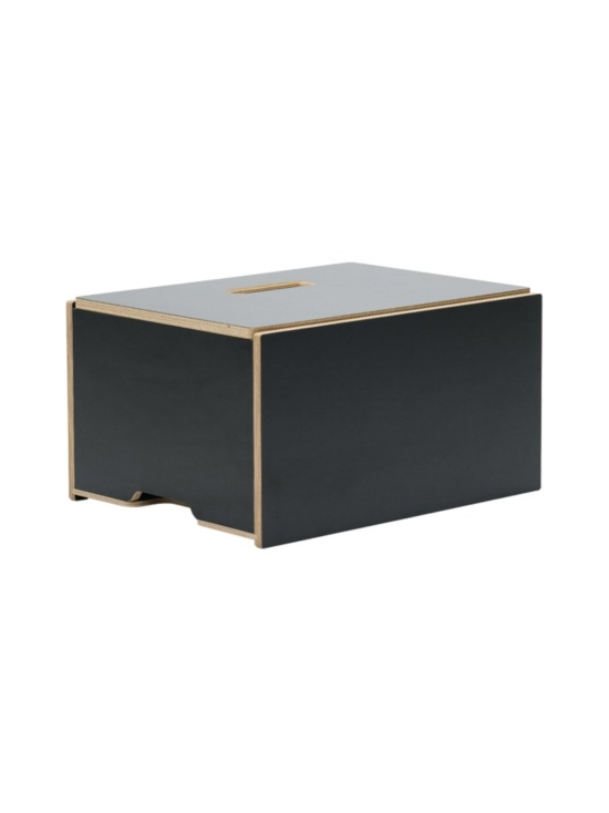 Hima Furniture - Hima Magic Boksi seisomatyöpiste - Gloss Black   Stockmann - photo 1
