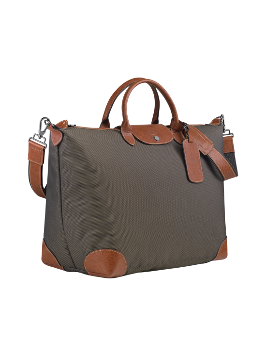Longchamp - Boxford Travel bag L - Matkakassi - BROWN | Stockmann - photo 2