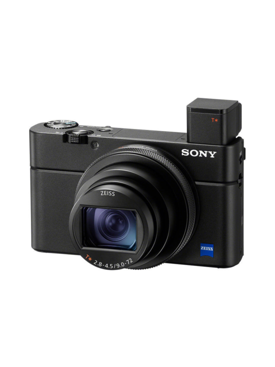 Sony - Sony DSC-RX100 VII + 100e Cashback - null | Stockmann - photo 2