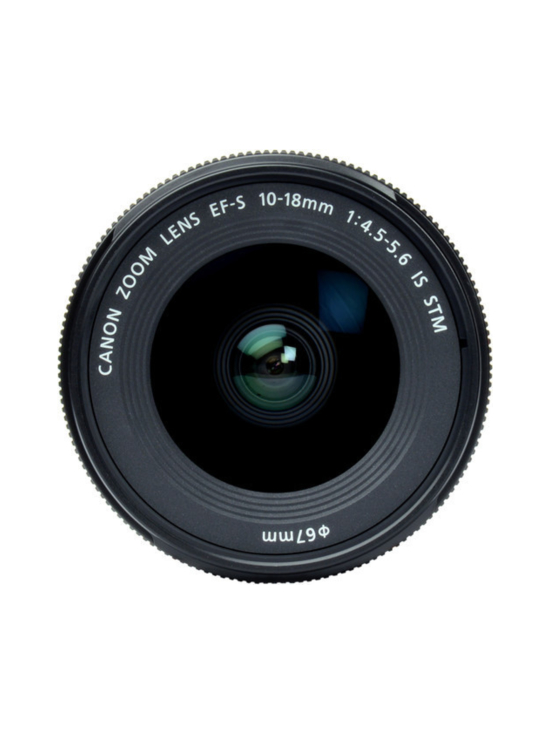 Canon - Canon EF-S 10-18mm f/4.5-5.6 IS STM - null | Stockmann - photo 2