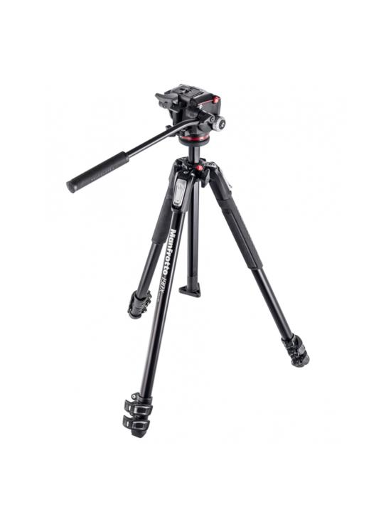 Manfrotto - Manfrotto 190X MK190X3-2W jalusta videopäällä - null   Stockmann - photo 1