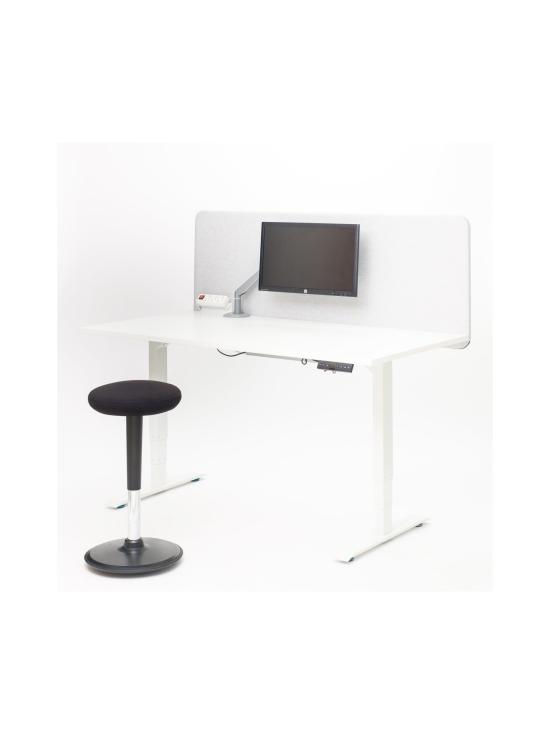 Stoo® Active Ergonomics - Stoo® Round aktiivituoli - Korkea 57 - 86 cm, musta/musta   Stockmann - photo 2