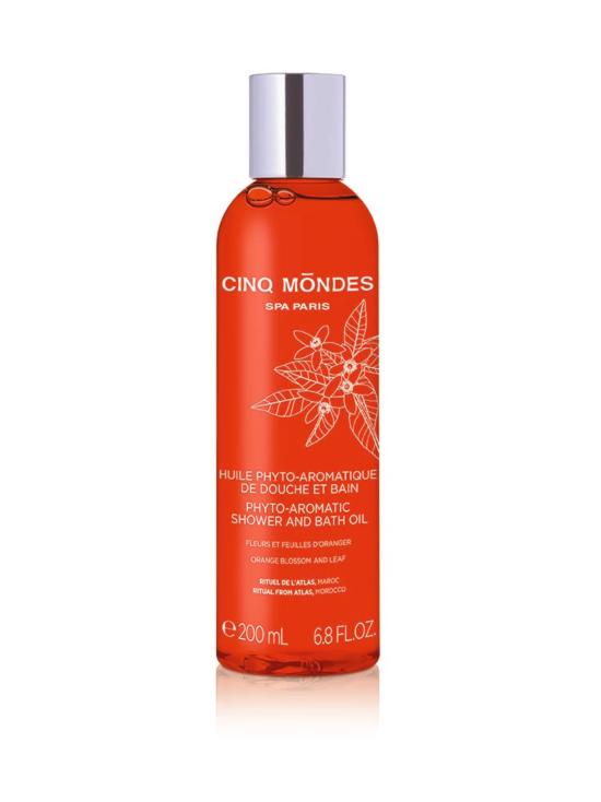 Cinq Mondes - Phyto-aromatic shower & bath oil ATLAS | Stockmann - photo 1