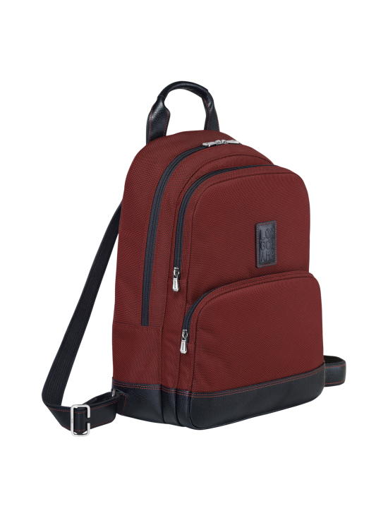 Longchamp - Boxford Backpack - Reppu - RED LACQUER   Stockmann - photo 2