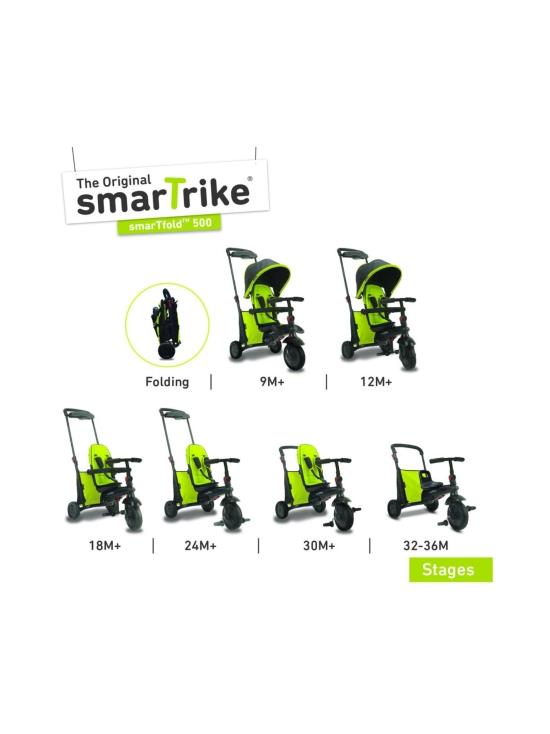 SMARTRIKE - SMARTRIKE Smartfold 500 vihreä - null   Stockmann - photo 3