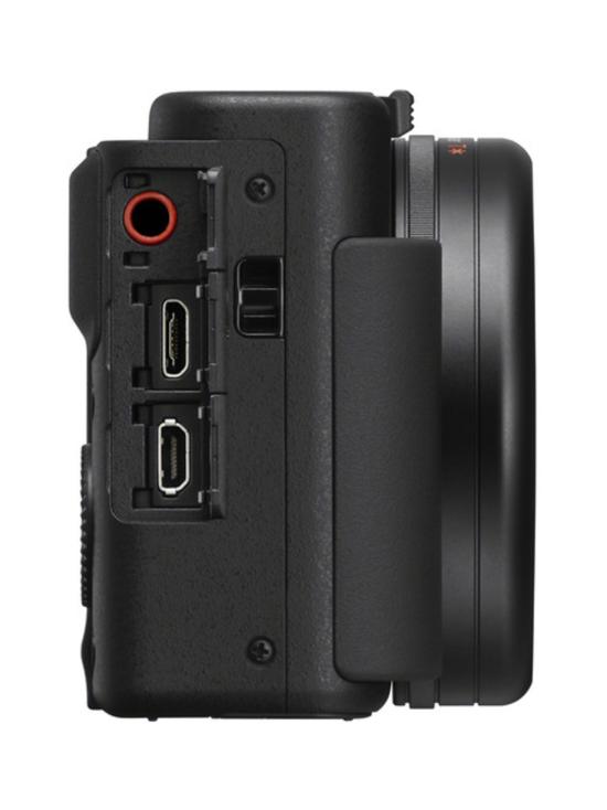Sony - Sony ZV-1 -digikamera - Musta + 100e Cashback | Stockmann - photo 9