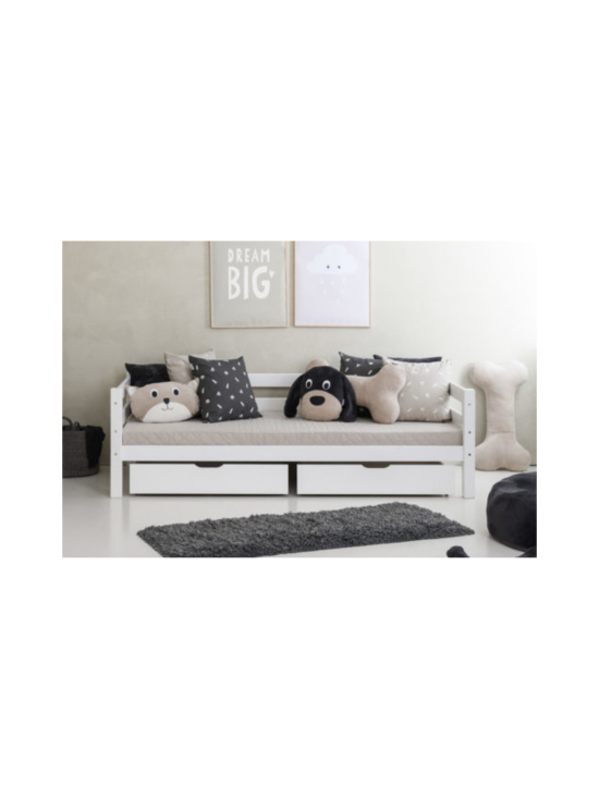 Hoppekids - Hoppekids 2 kpl sängynaluslaatikkoja - VALKOINEN | Stockmann - photo 1