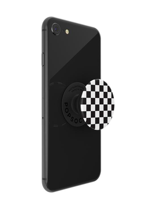 Popsockets - PopSockets Grip Checker Black -puhelimen pidike - CHECKER BLACK   Stockmann - photo 4