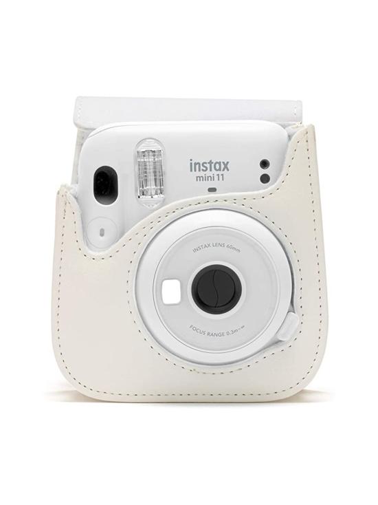 Fujifilm - Fujifilm Instax Mini 11 Bag -kameralaukku - Ice White   Stockmann - photo 1