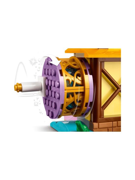 Lego Disney Princess - LEGO DISNEY PRINCESS Ruususen metsämökki 43188 - null | Stockmann - photo 7