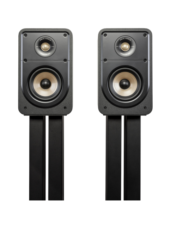 Polk Audio - Polk Audio Signature Elite S15 hyllykaiutinpari, musta | Stockmann - photo 4